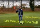 Les Vœux de Rina Golf en vidéo