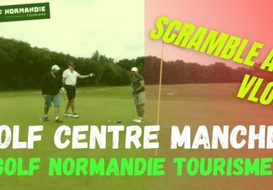 Golf Centre Manche avec Normandie Tourisme